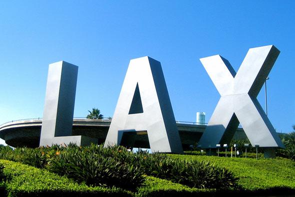 Los Angeles Airport Marriott Room Service Menu
