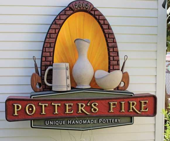 Potter's Fire