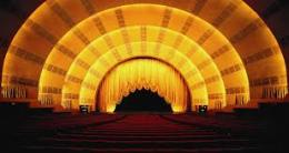 Radio City Music Hall Stage