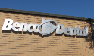Benco Dental Channel Letter Sign