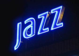 Jazz Exposed Neon Channel Letters