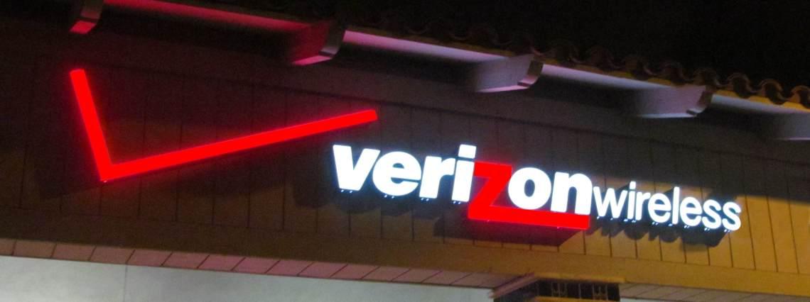Verizon Standard Channel Letters