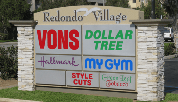 Redondo-Beach-Monument-Commercial-Sign