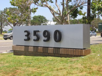 Benco Dental Monument Sign