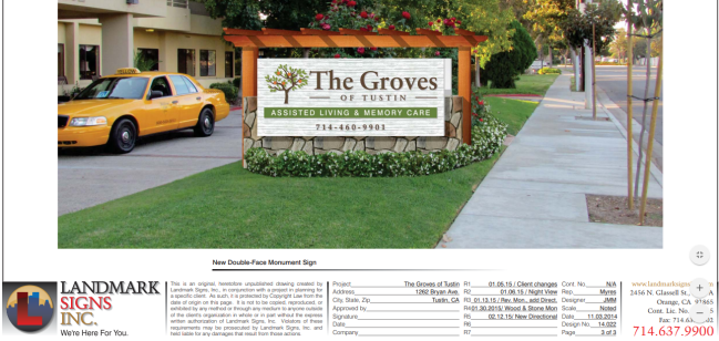 The Groves Custom Design